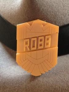 Robb meets Dredd